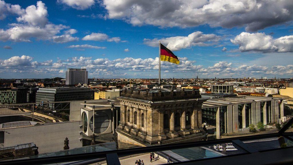 Берлин, Бундестаг