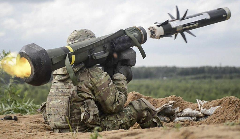 США продали Литве ракеты Javelin стоимостью $31 млн