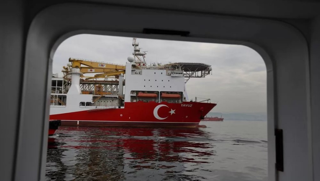 Турция возобновляет бурение