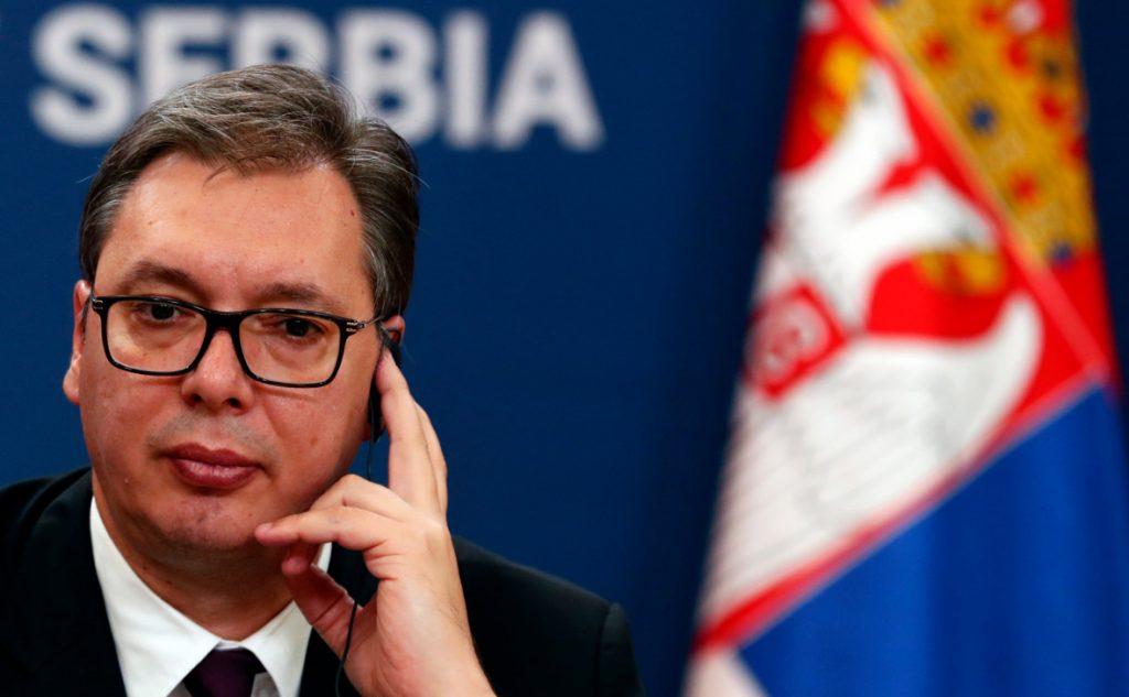 Глава Сербии: Белград потребует от Приштины создать Ассоциацию сербских муниципалитетов