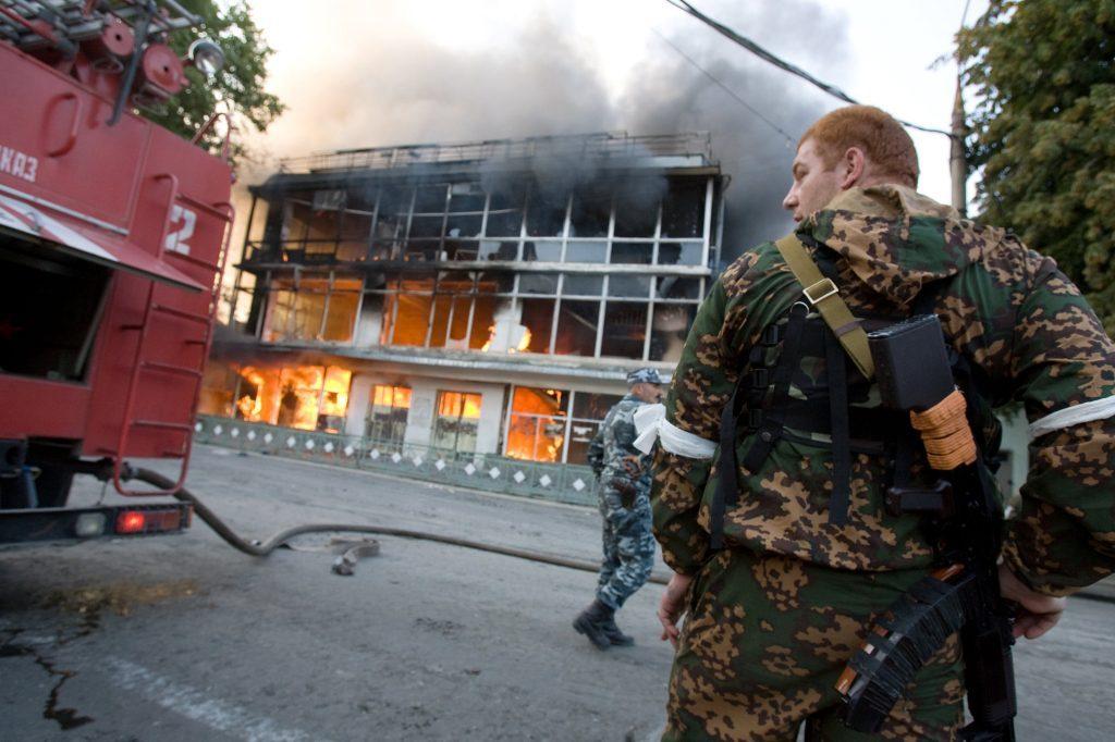 Журналисты RT посвятили выпуск №5 «Военкоров» войне годовщине войны в Южной Осетии