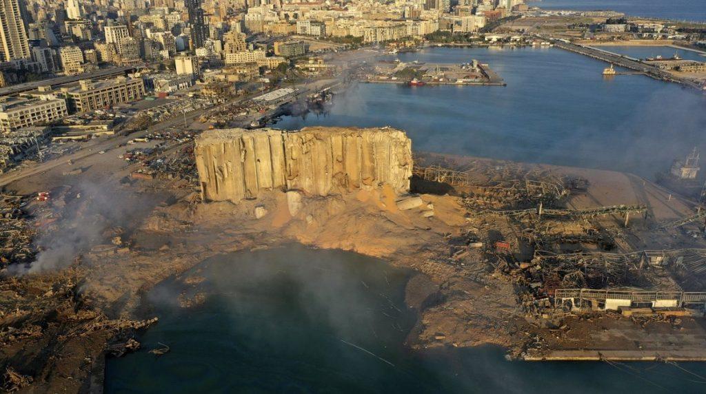 Мародёры Бейрута — позорная метка на фоне трагедии