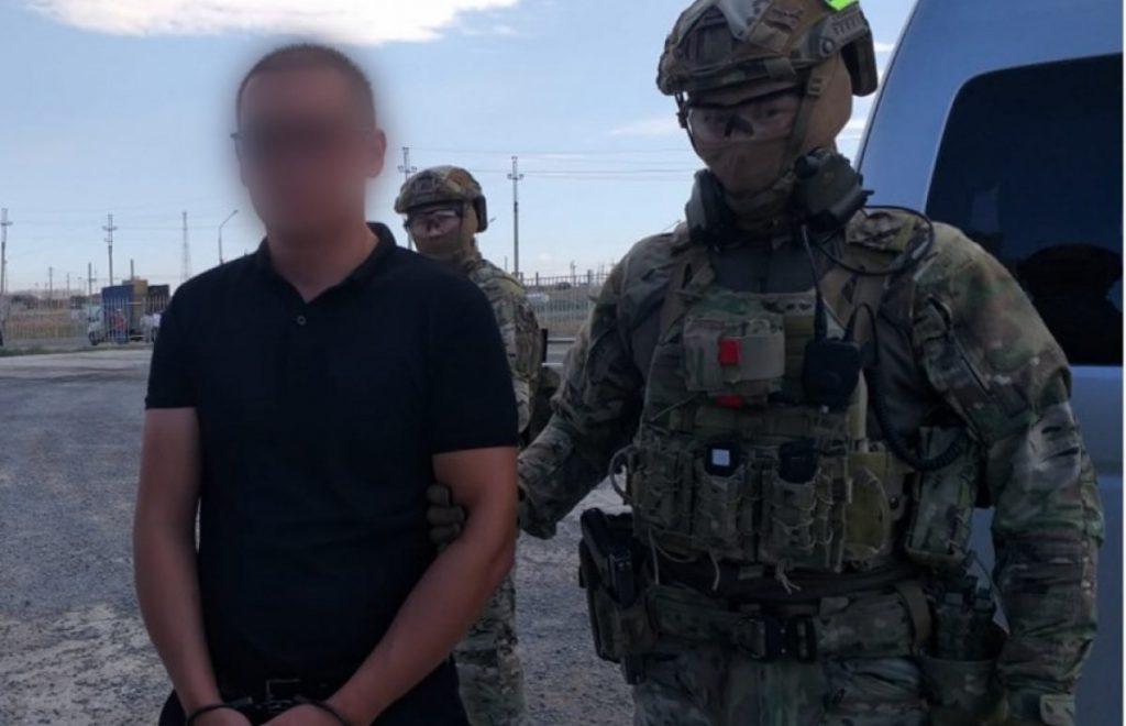 Спецслужба Казахстана арестовала подозреваемых в экстремизме