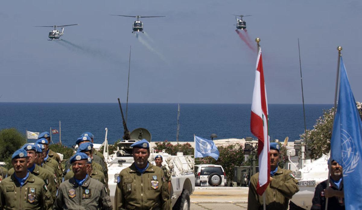Миротворческая миссия ООН в Ливане, UNIFIL