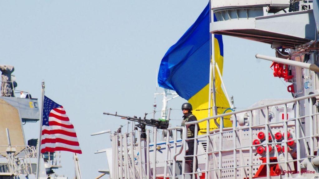 Киев заявил о готовности стать партнёром НАТО в Чёрной море
