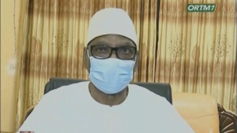 Президент Мали Ибрагим Бубакар Кейта объявил об отставке