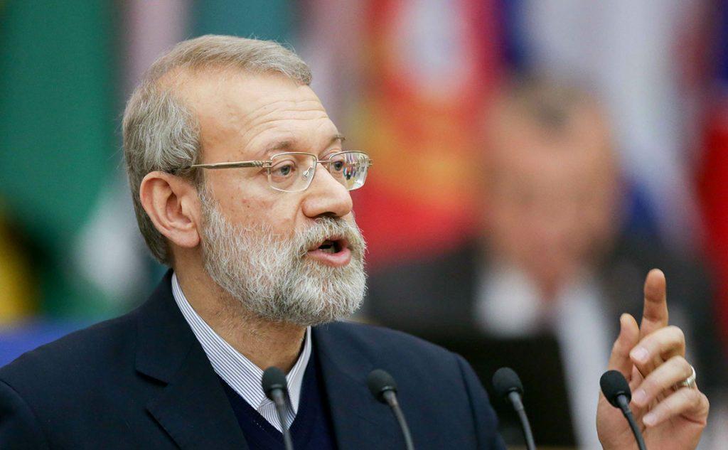 Спикер парламента Ирана обратился к исламским странам с призывом спасти палестинцев от террора