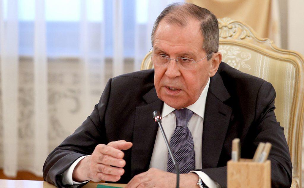 Глава МИД России раскритиковал невнятную позицию Киева по выполнению «Минска-2»