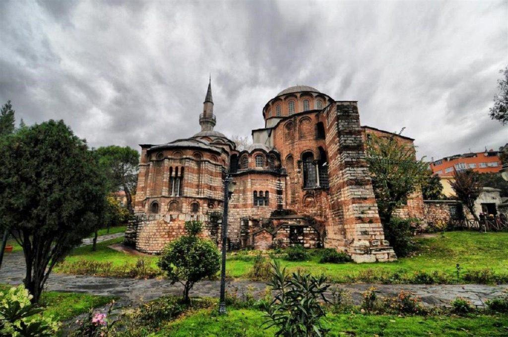 Эрдоган собрался вслед за Святой Софией сделать мечетью монастырь Хора
