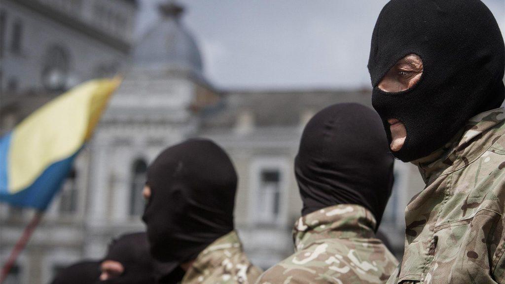 Из Авдеевки дезертировали пятеро боевиков ВСУ с оружием в Белоруссию