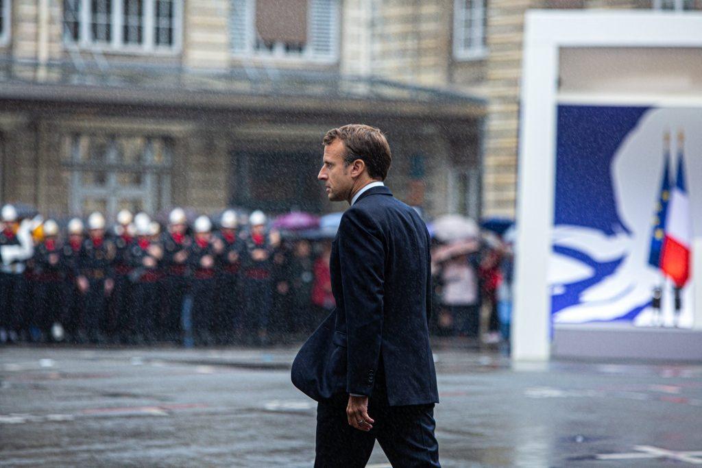 «Треск по швам» в НАТО: Глава Франции обозначил «красные линии» для Анкары
