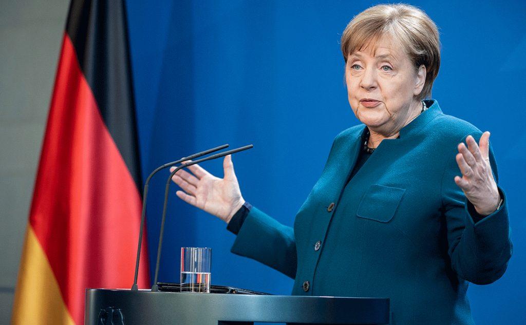 Канцлер ФРГ пообещала достроить «Северный поток – 2» вопреки санкциям США
