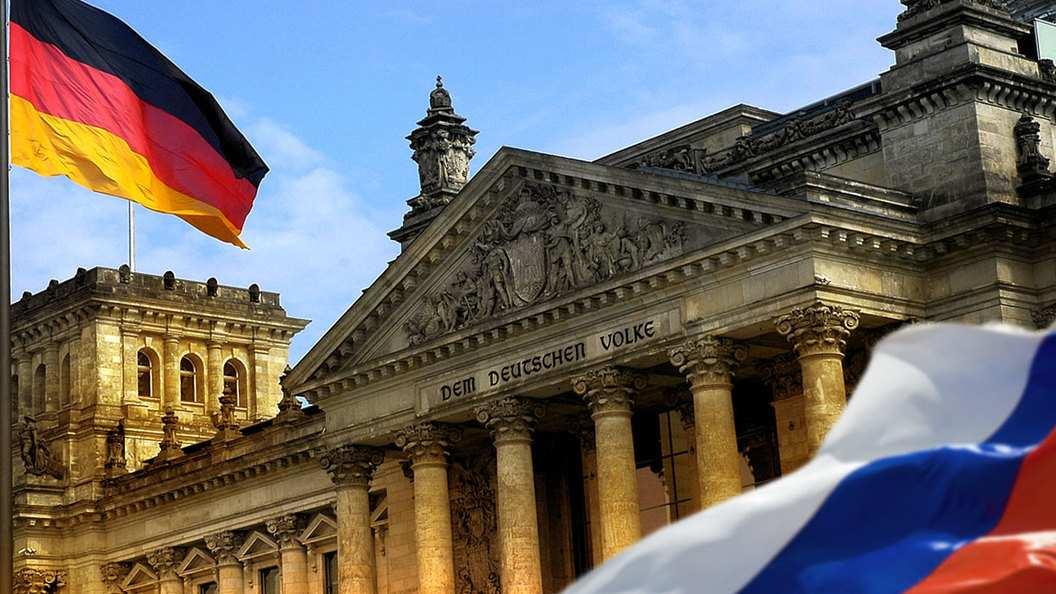 Бундестаг обсуждает санкции против России