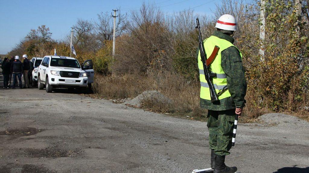 МИД ДНР: ОБСЕ и Украина согласились на совместную инспекцию позиций под Горловкой