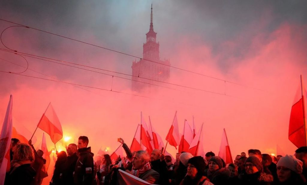 Польша опасается образования «новой формы Российской империи»