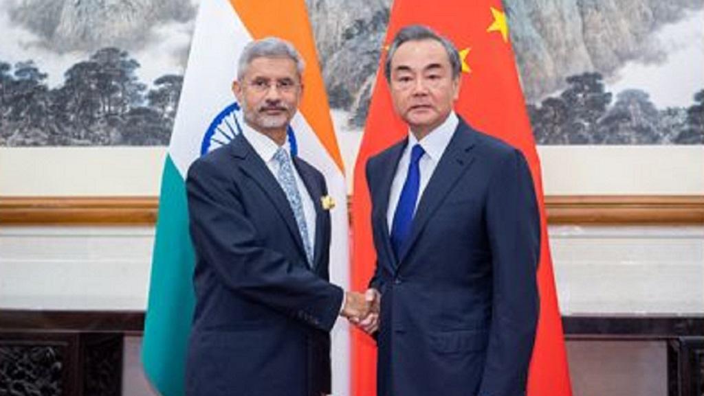 главы МИД Индии и Китая