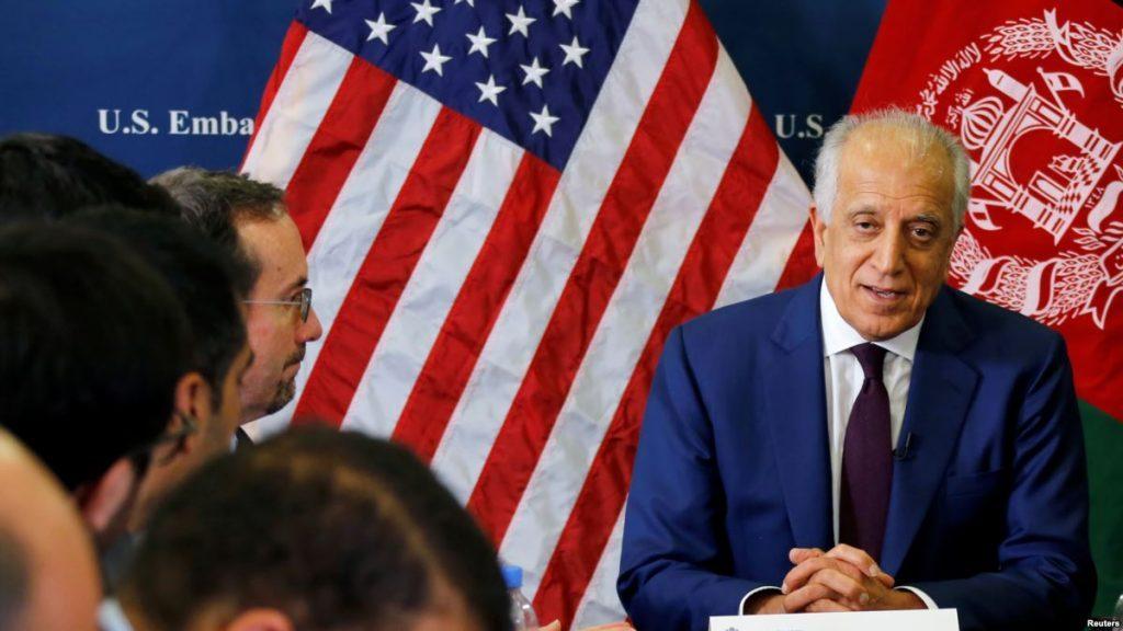 В Катаре стартовали переговоры Афганистана с талибами под присмотром США