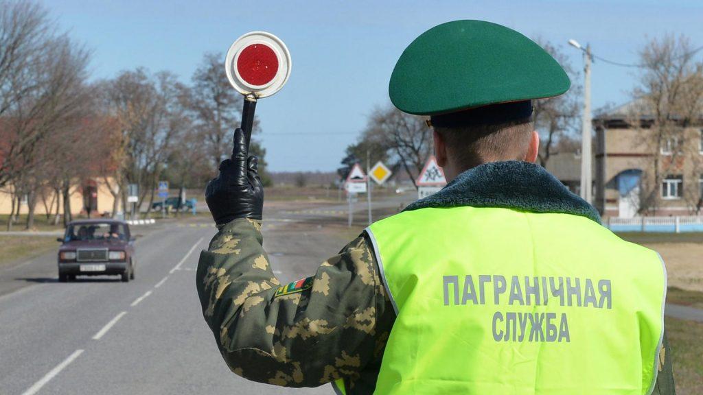Киев направил МИД Белоруссии ноту из-за досмотра машины украинского посла на границе