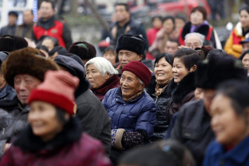 Власти Китая заявили об уменьшении возраста выхода на пенсию
