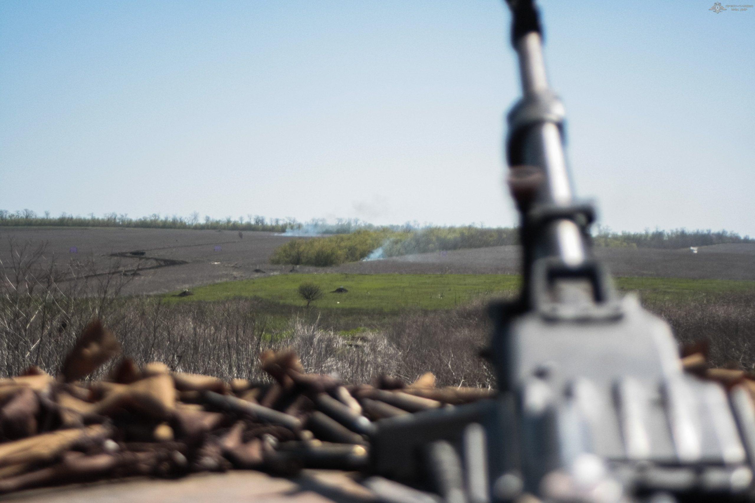 Донбасс. Оперативная лента военных событий 15.09.2020