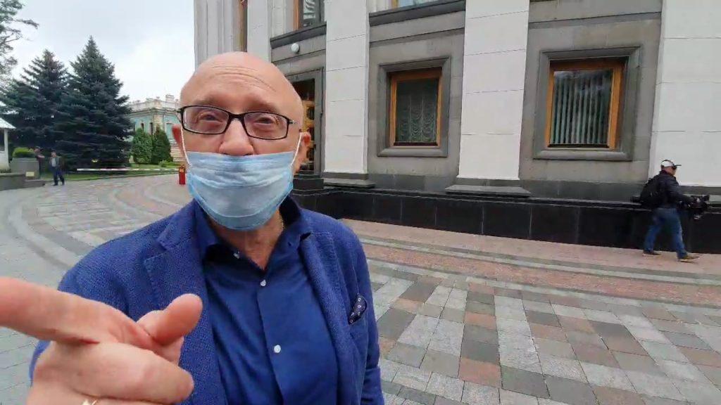 Резников: Вопрос миротворцев для Донбасса лишь отложен «до поры»