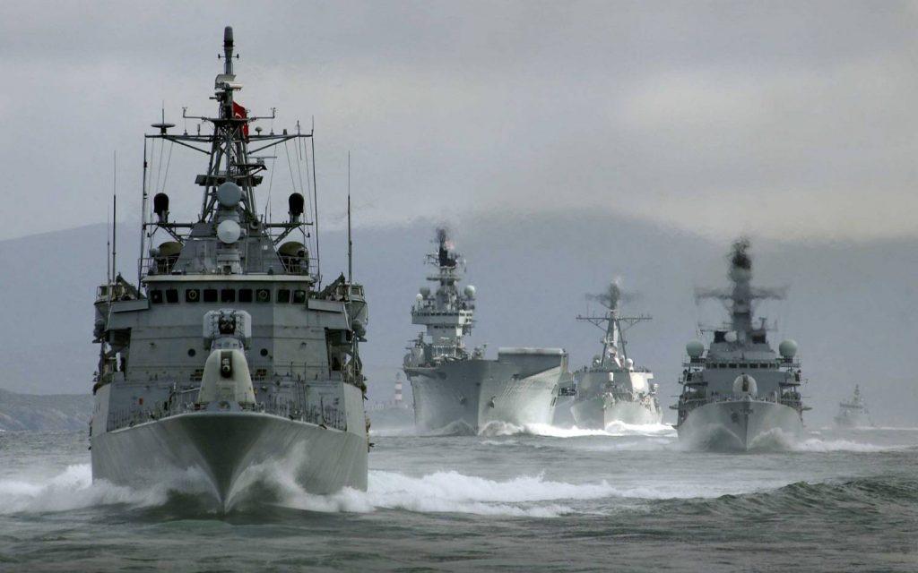 Из Чёрного моря ушли корабли ВМС Франции и США