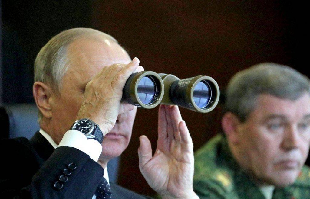 Аналитик из США в мифах о России рассмотрел «искусный оппортунизм Путина»