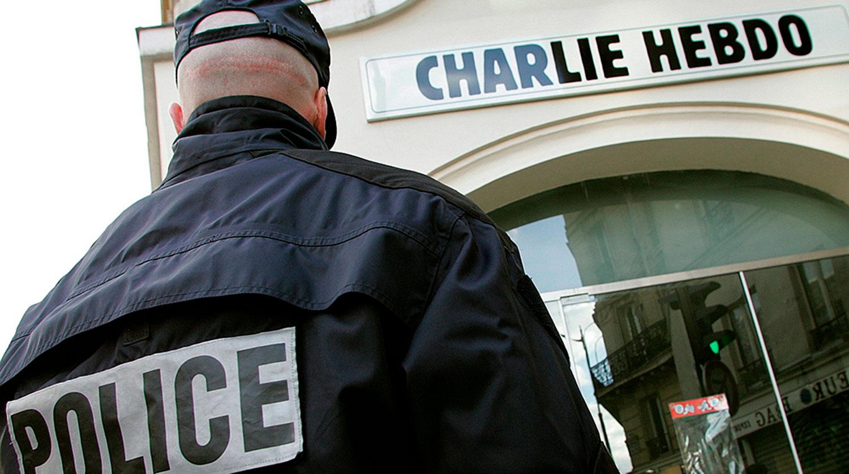 теракт у Шарли Эбдо