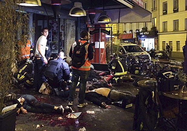 теракт в Париже, ноябрь 2015 года