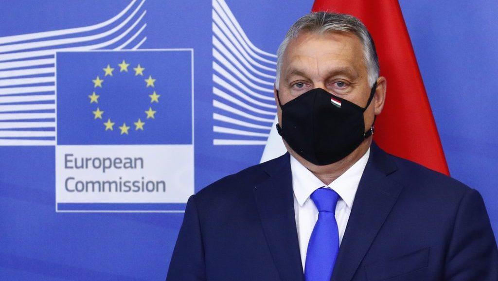 Виктор Орбан, Еврокомиссия