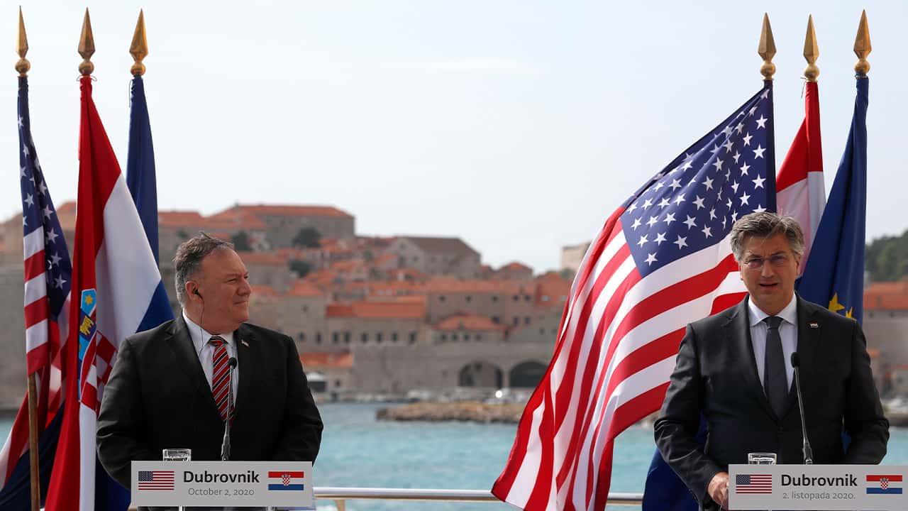 Помпео в Хорватии
