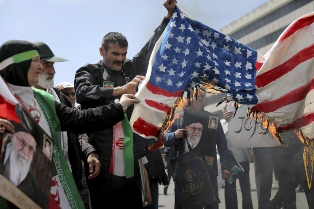В МИД Ирана назвали провалом политику США на Ближнем Востоке