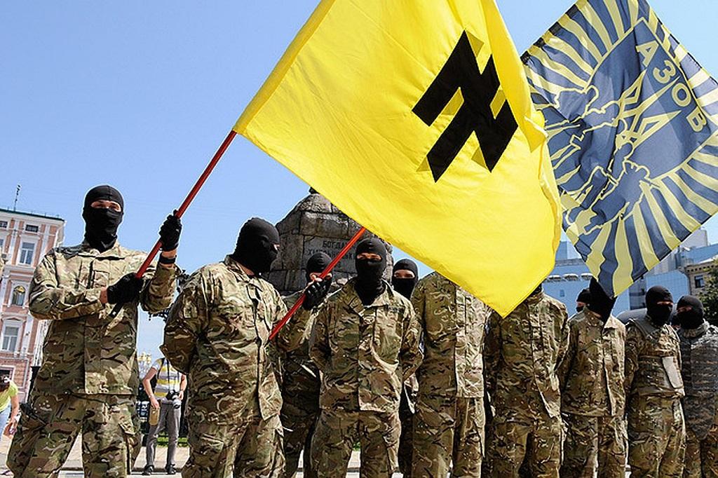 Алиев вербует боевиков-террористов из «Азова»и «Правого сектора» для войны с армянами