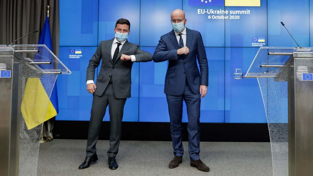 Украина и ЕС договорились обновить Соглашение об ассоциации