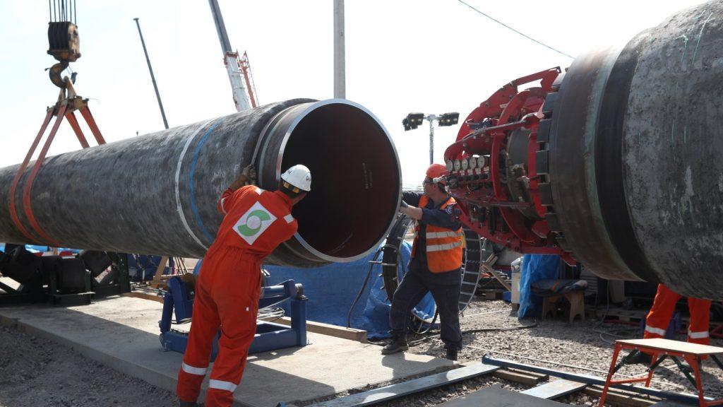 В Польше наложили штраф на «Газпром» из-за «Северного потока-2»