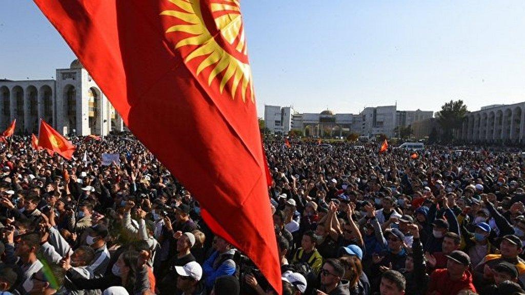 Премьер-министром Киргизии стал Садыр Жапаров