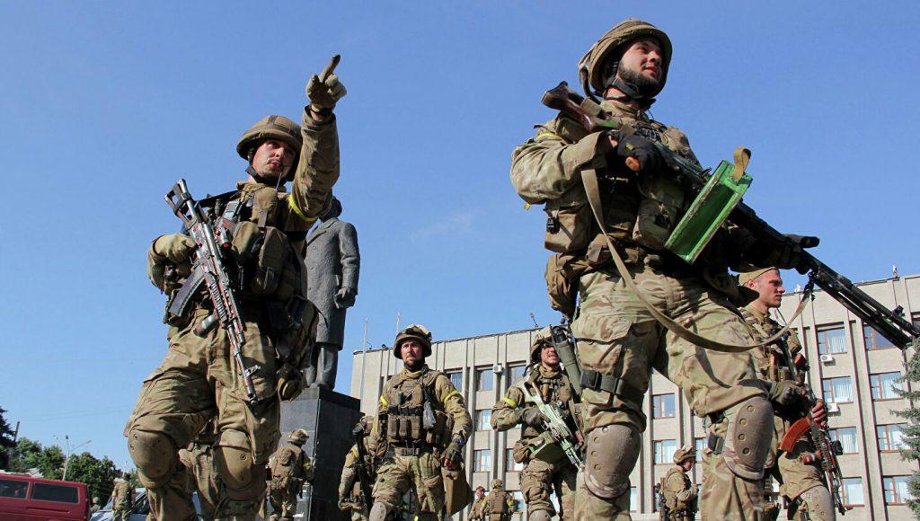 Боевики ВСУ терроризируют жителей оккупированного Киевом Нового Айдара