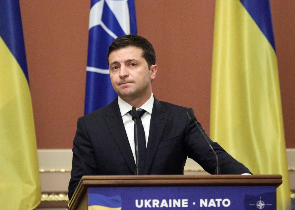 Зеленский в Лондоне выпрашивал план присоединения Украины к НАТО