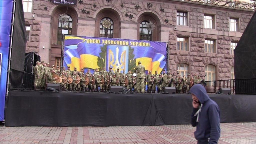 Киевский композитор: Украина превращается в страну-бомжиху