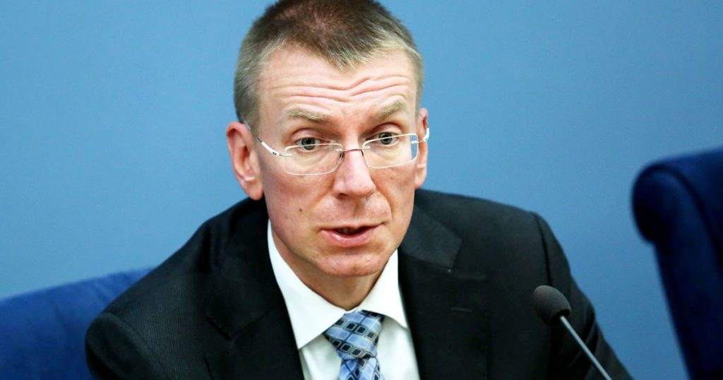 МИД Латвии приветствует санкции ЕС против России и настаивает на закрытии «Северного потока -2»
