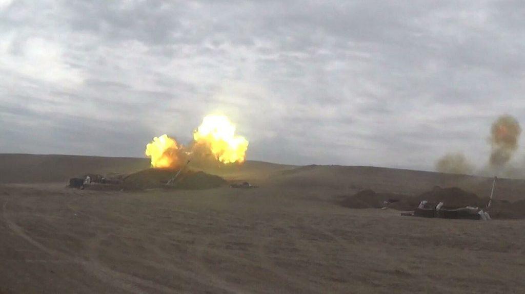 В СЦКК сообщили об обстреле боевиками ВСУ двух посёлков ДНР