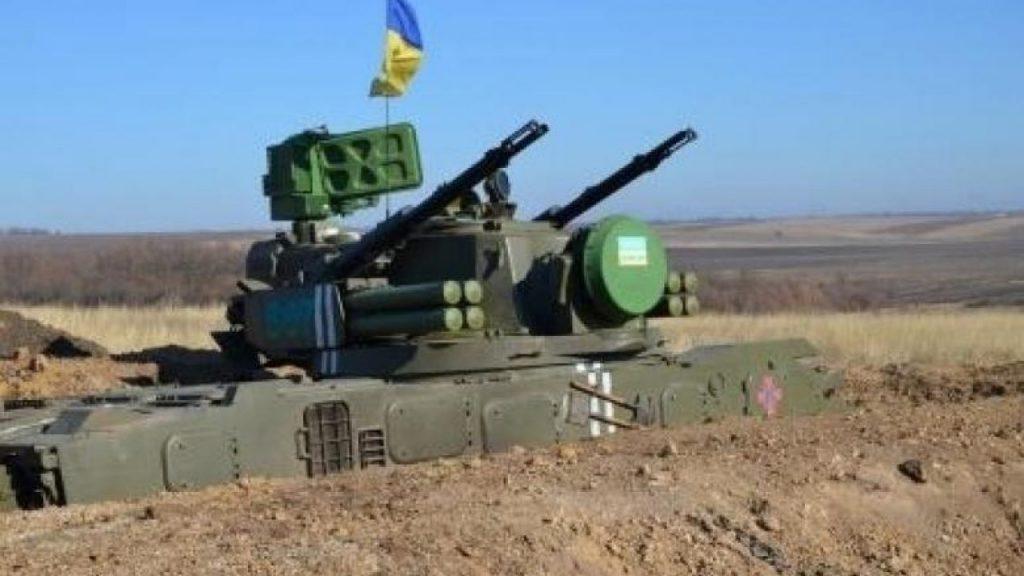 Боевики ВСУ впервые после начала «перемирия» обстреляли ЛНР миномётами