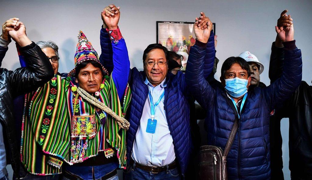 Луис Арсе готовится стать президентом Боливии