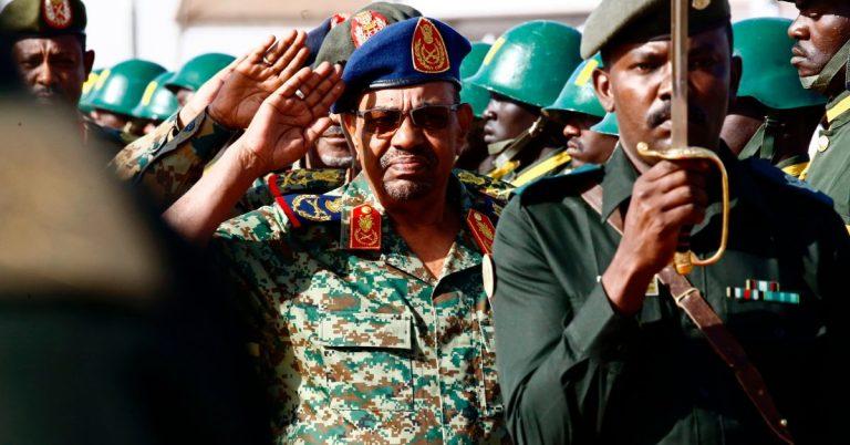 Суданский экс-президент Омар аль-Башир