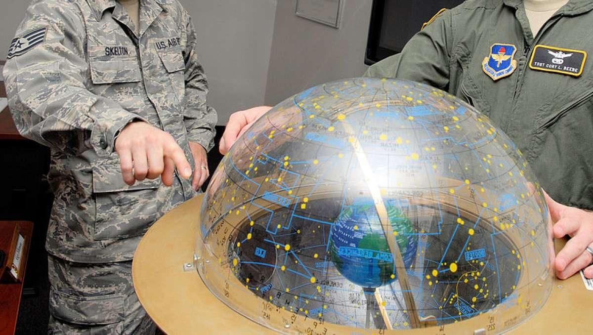 космическое коммандование США и НАТО