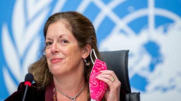 Посланник ООН по ситуации в Ливии Стефани Уильямс