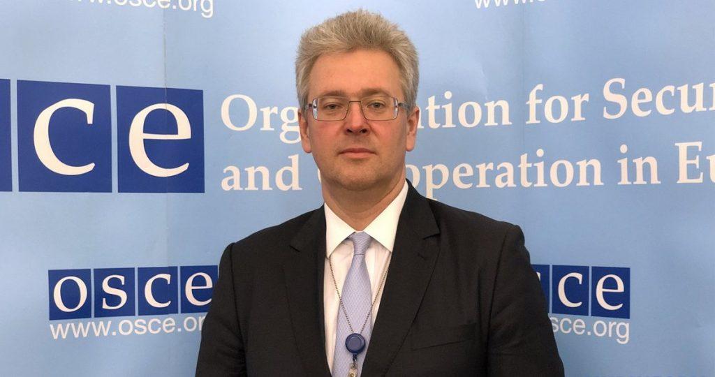 Украина в ОБСЕ: Киев оставит Крым без воды до полной «деоккупации»