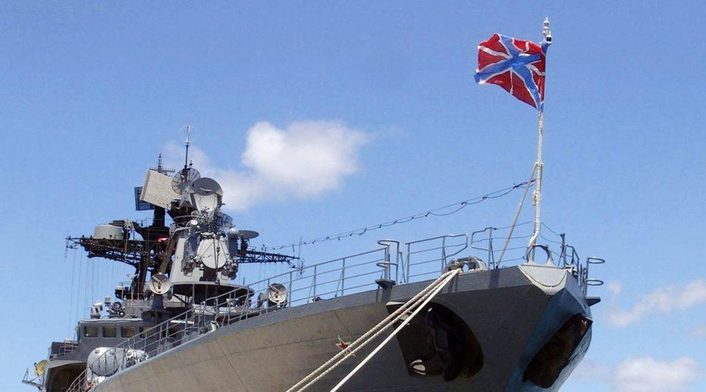 The National Interest оценило мощь модернизированного фрегата «Маршал Шапошников»