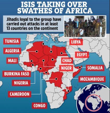 терроризм в Африке