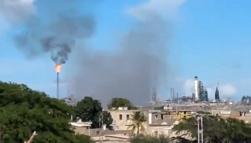 Нефтеперерабатывающий завод в Венесуэлы подвергся террористической атаке